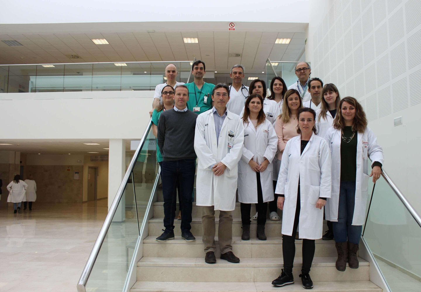 Photo of the research group Myocardial dysfunction and cardiac transplantation