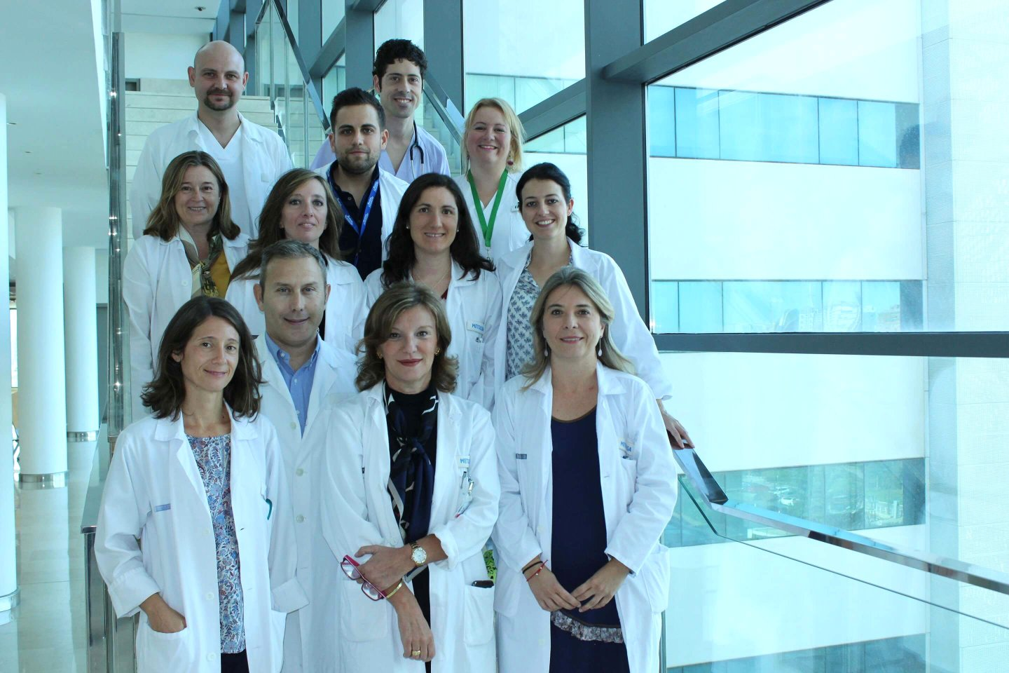 Photo of the research group Intestinal inflammatory disease