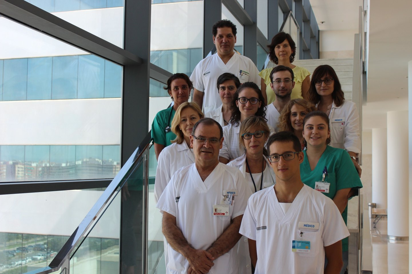 Photo of the research group Physical medicine and rehabilitation