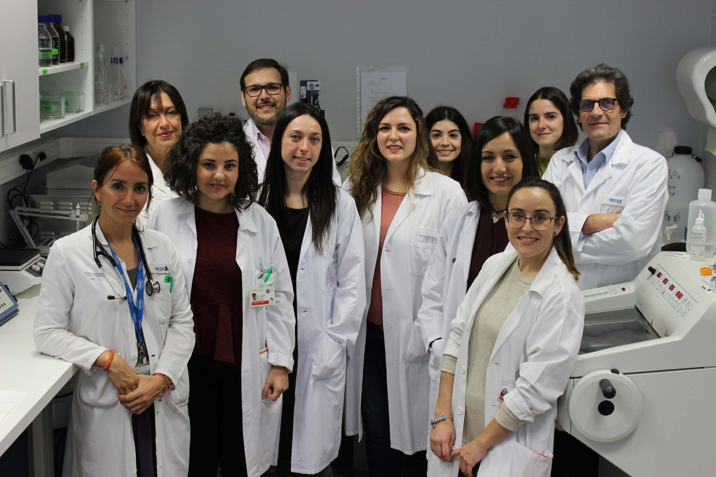 Photo of the research group Research Group in Neuroimmunolgy