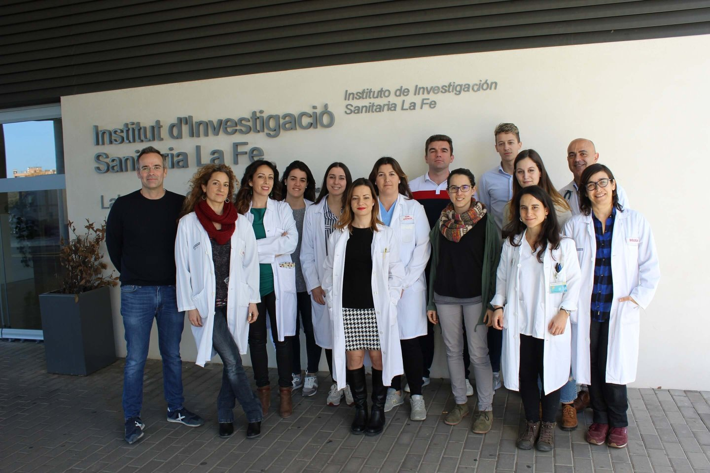 Photo of the research group Biomarkers and precision medicine unit