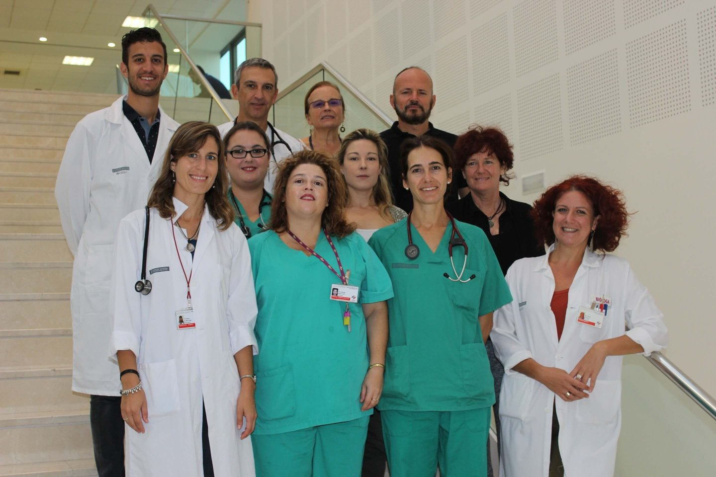 Photo of the research group Family cardiopathies, sudden death and mechanisms of disease (CAFAMUSME)