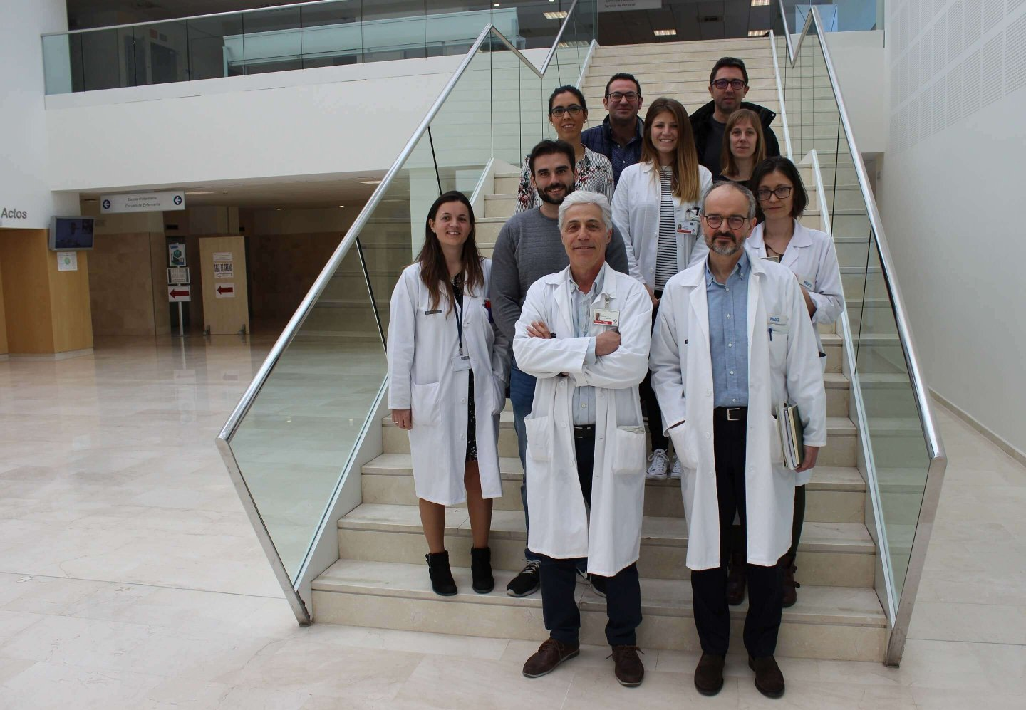 Photo of the research group Dermatology and Tisular Regeneration