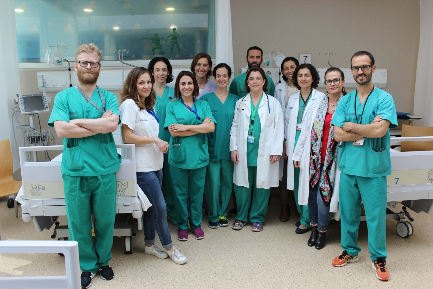 Photo of the research group Research in perioperative medicine, anesthesiology and revival