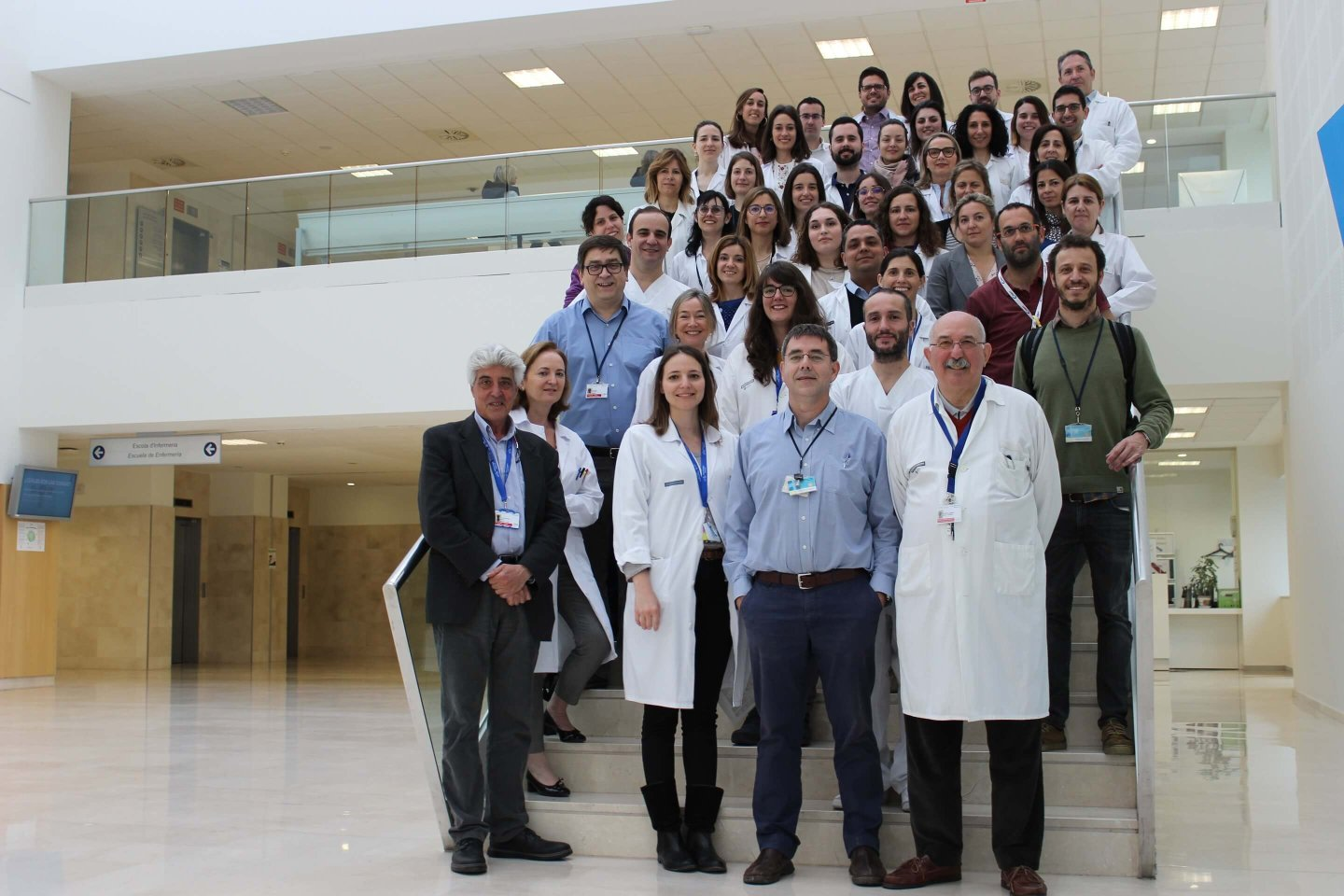 Photo of the research group Hematology and hemotherapy