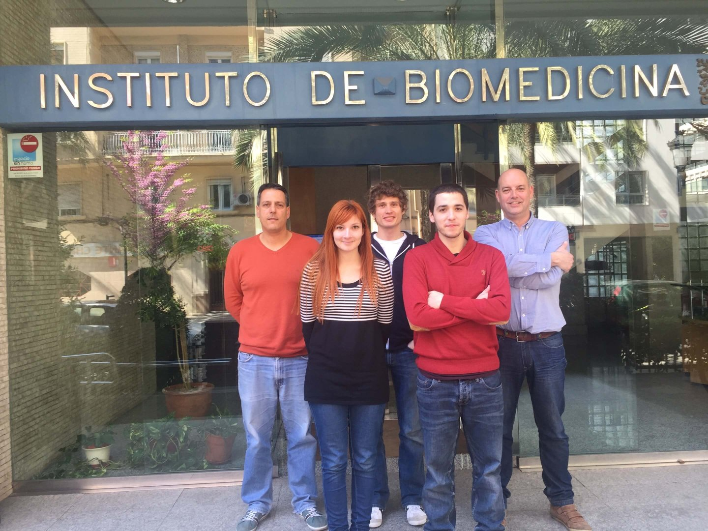 Photo of the research group Neurology and Molecular Genetics