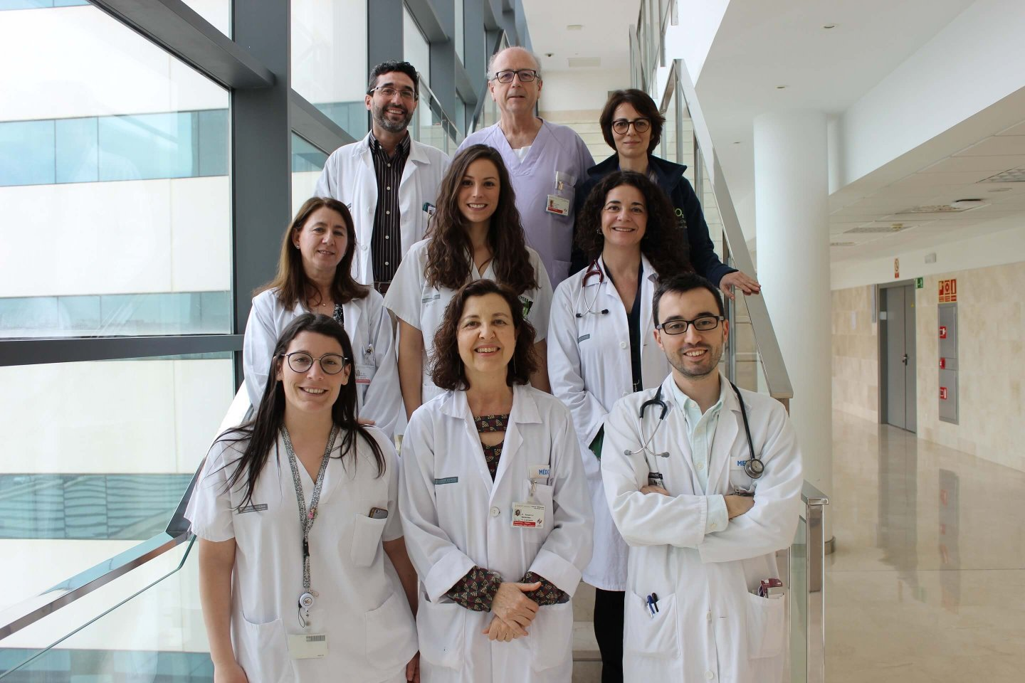 Photo of the research group Respiratory infections